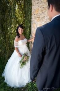 Portrait des mariés en Haute-Saône