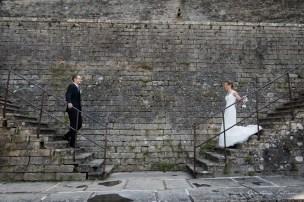 Jennifer&christophe_descente-escaliers