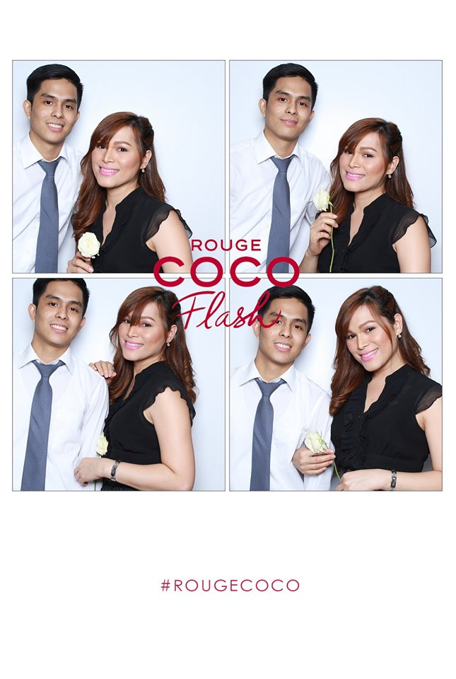 Rogue COCO Flash @ Rustan's Shangri-La - GIF Booth - Pose