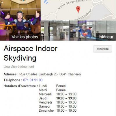Airspace indoor