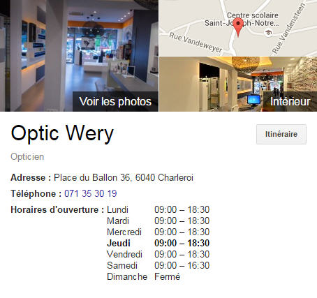 Optic Wery Jumet