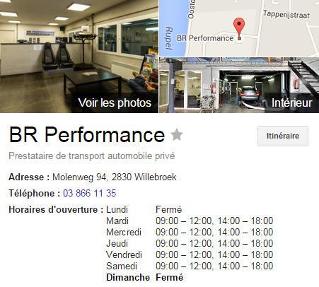 BR-Performance