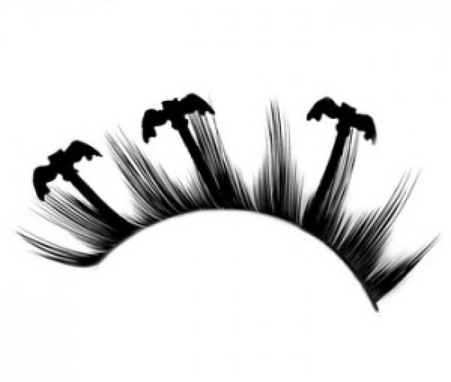 Dont Poop Out On The Halloween Party A Good Set Of False Lashes And Voila A Costume Is Born Heres A Little Lash Spiration