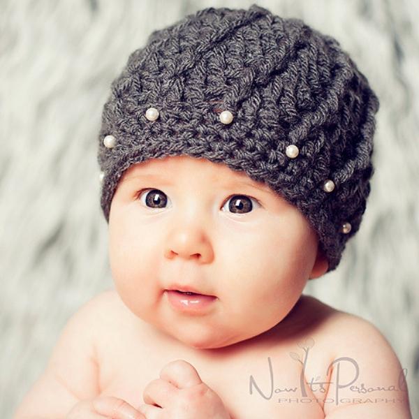 f47223d6f4c Free Slouchy Hat Crochet Pattern · spiral hat crochet pattern