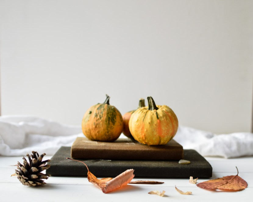 autumnal gourds and a celebration of the seasons