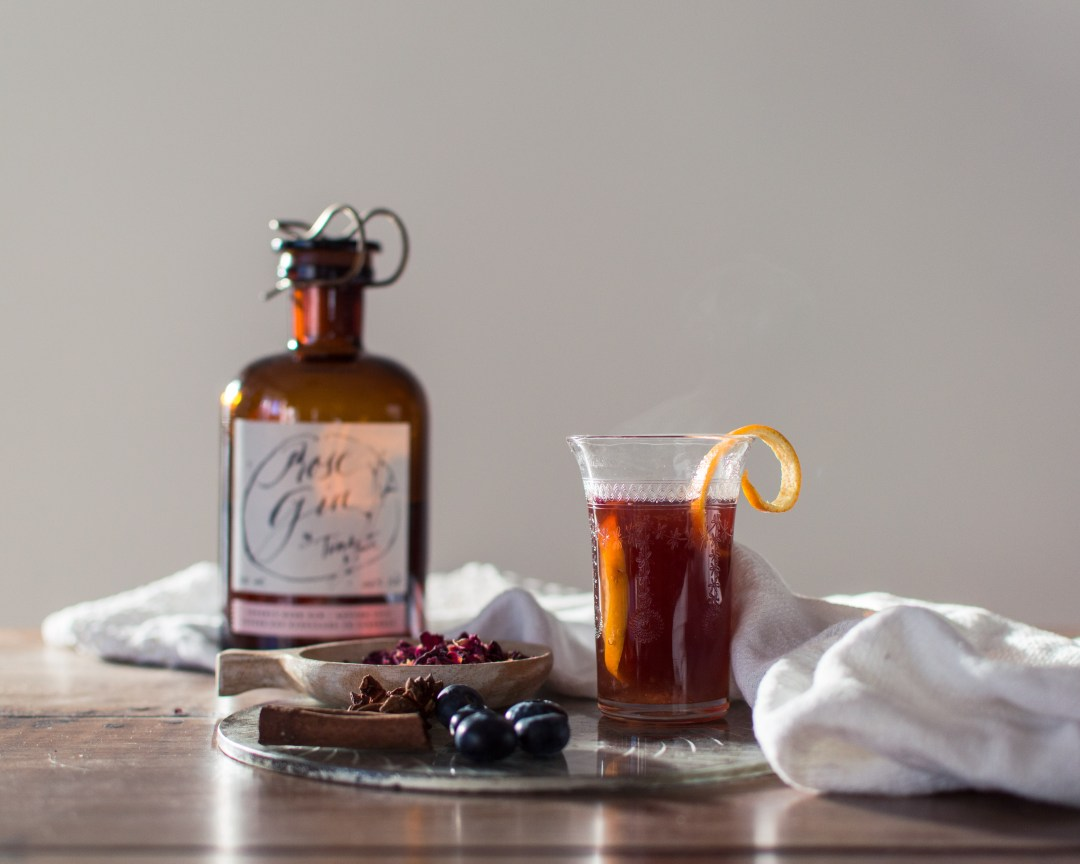 Tinkture Gin Hot Toddy Recipe