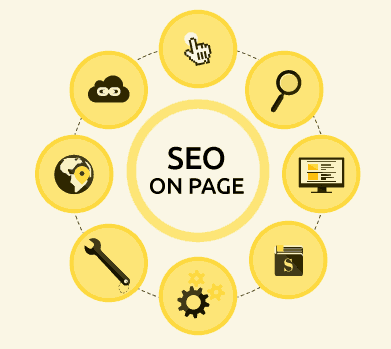 optimización SEO on page