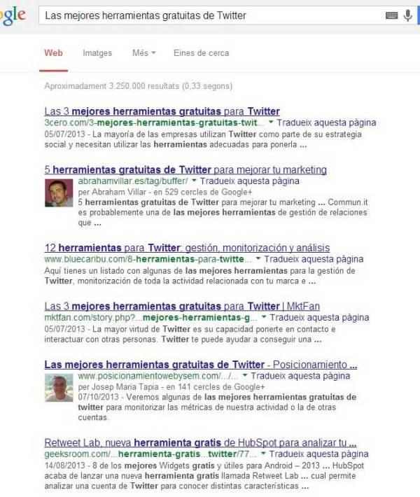 Google Authorship, Google Autorship