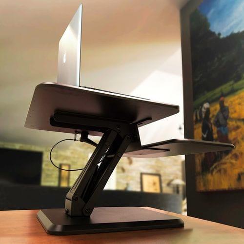 Posidesk POSI210BK pedestal desk 4