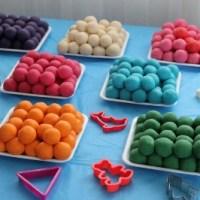 How to Make your Own Homemade Playdough Recipe