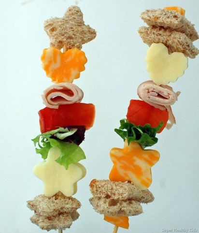 souvlaki sandwich