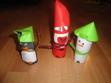 My boy's tube creations