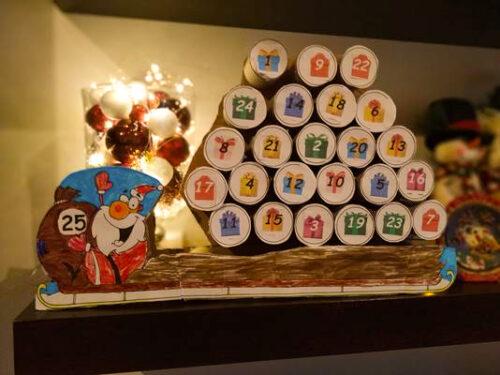 Our DIY Advent Calendar for Christmas