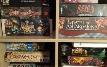 Introducing new post category: Fun with Board Games!