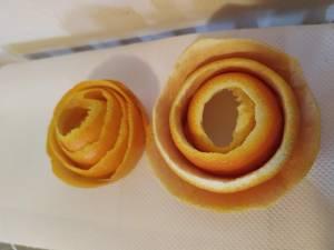 orange peel roses