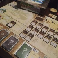Board Game simple review: Robinson Crusoe: Adventures on the Cursed Island