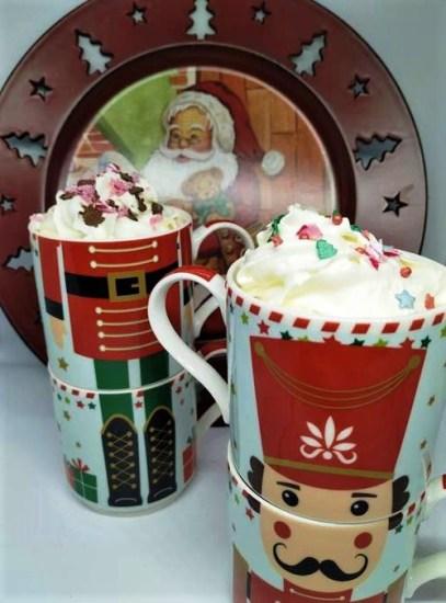 christmas eve coffee recipe