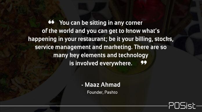 Fast Food Restaurants Take Checks