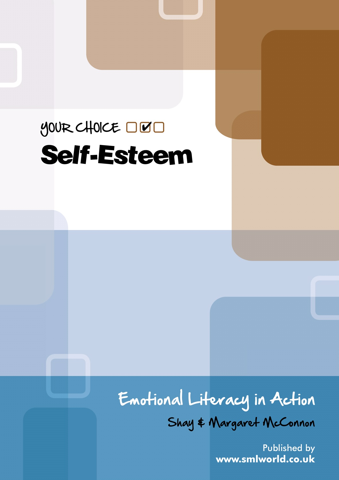 Your Choice Self Esteem Game And Book
