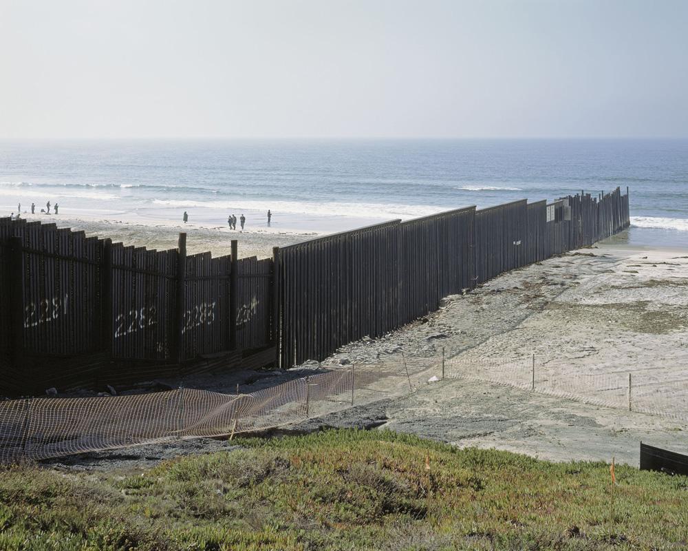 Border Wall, San Diego CA