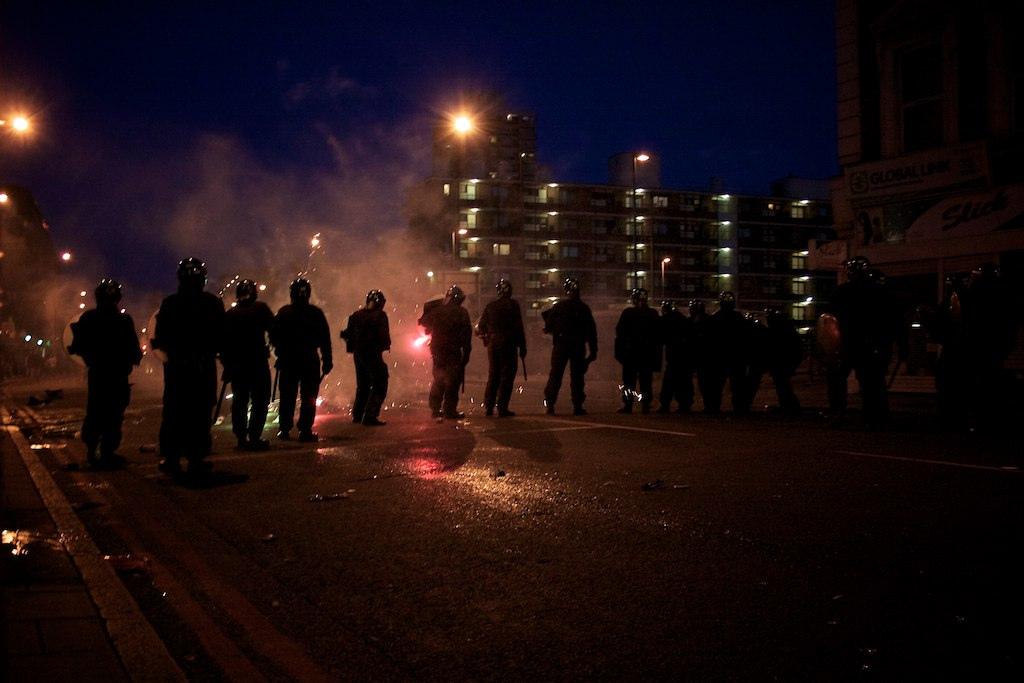 Peckham: 'Under Control'