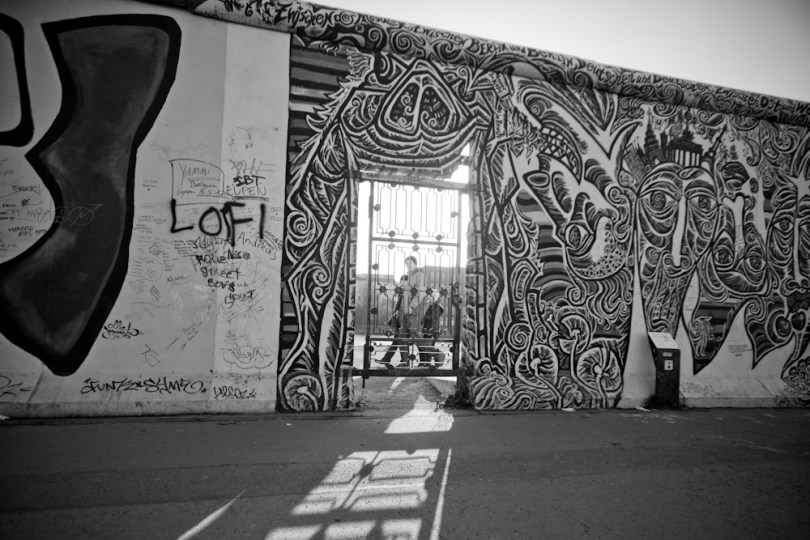 East Side Gallery Demo © Petra Fantozzi