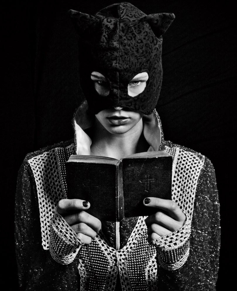 Black Cat by Cristian Di Stefano