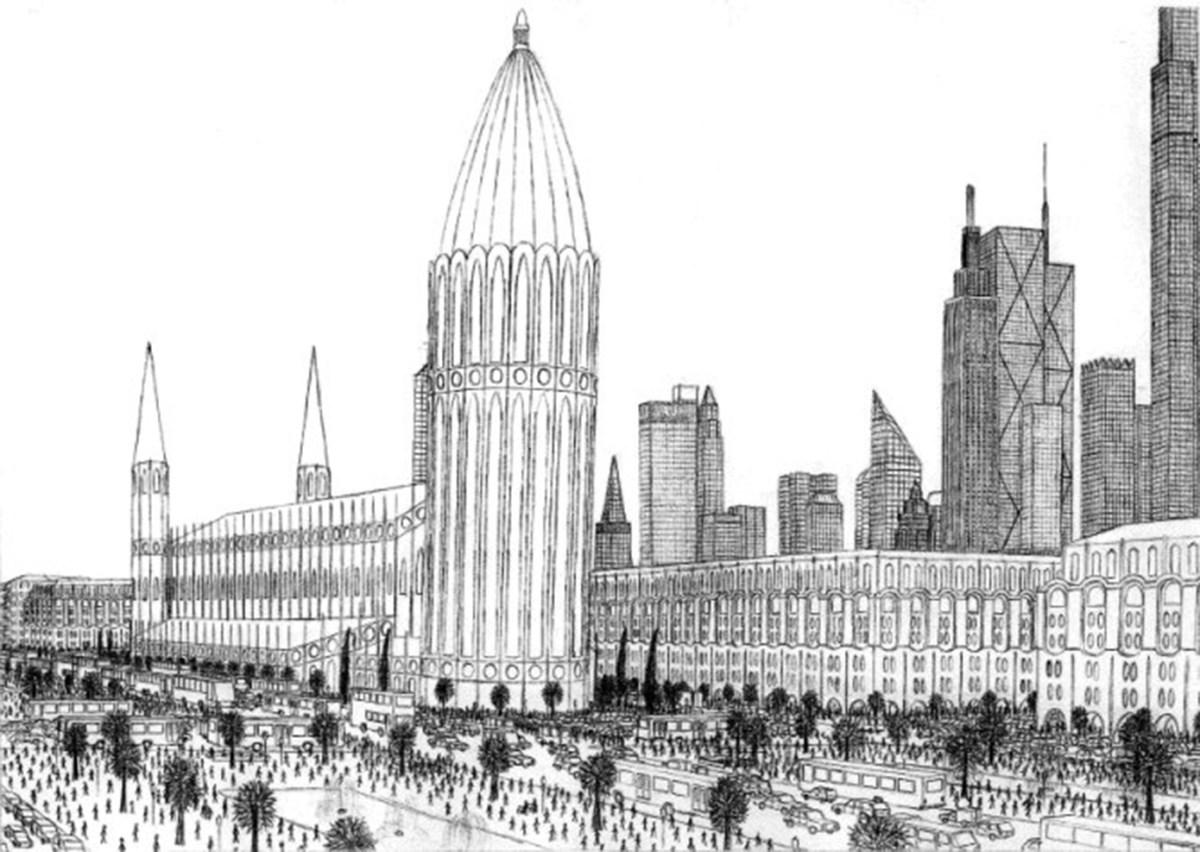 p campanile