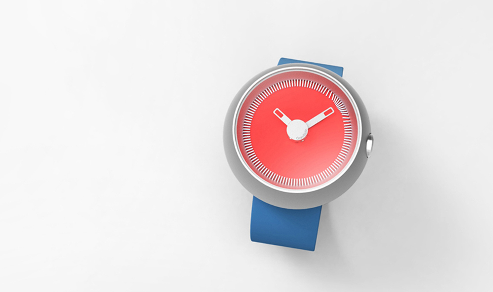 Gravitistic Magnetic Watch