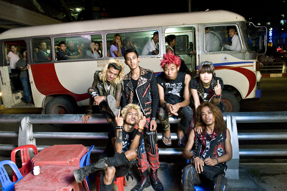 The Punk of Burma