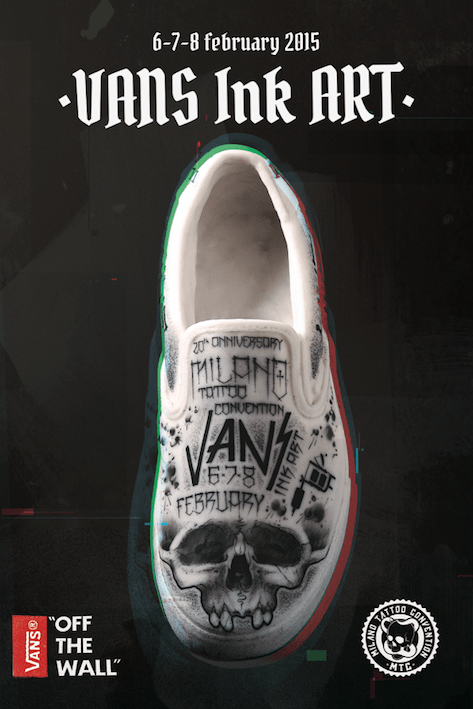 VANS Ink ART 2015