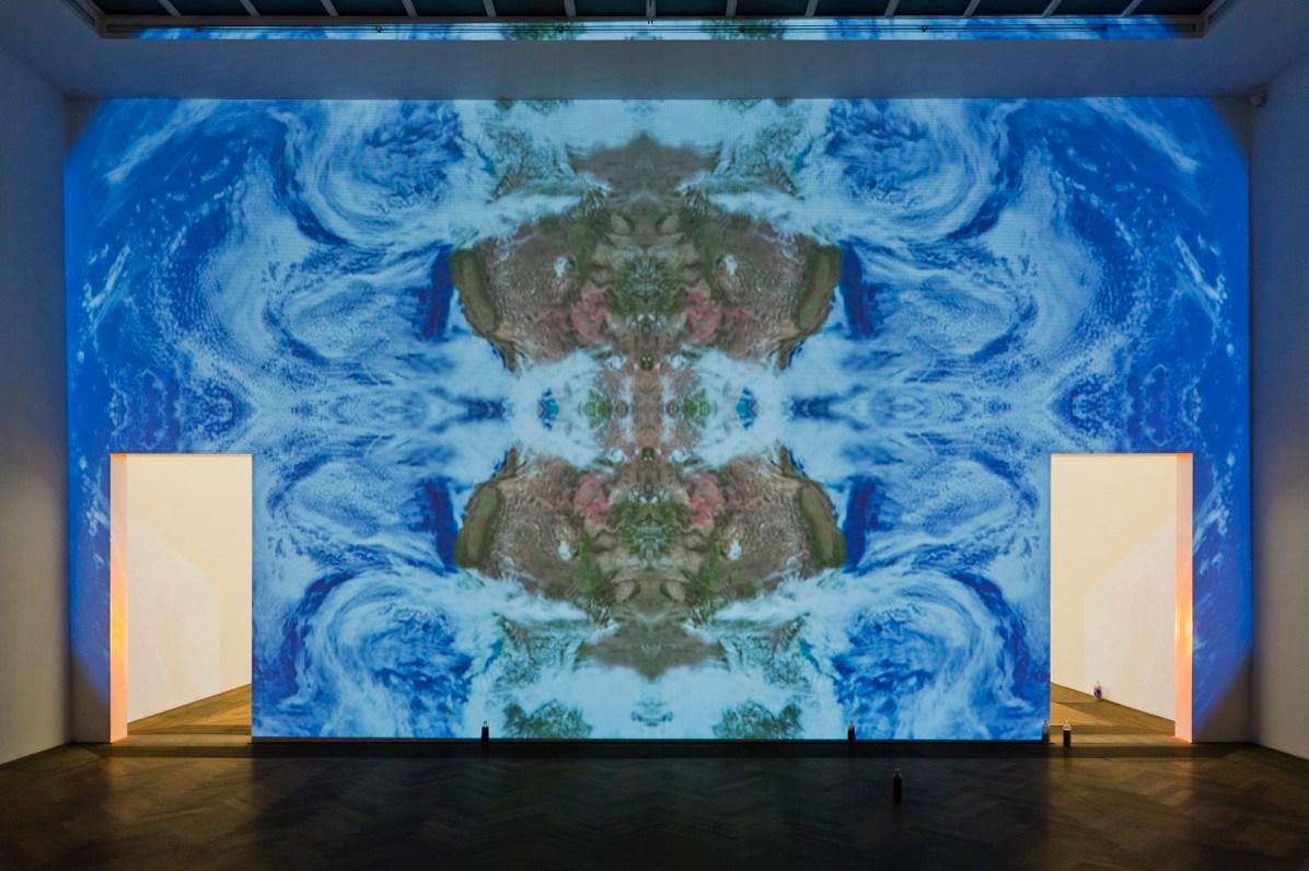 Pamela Rosenkranz, Loop Revolution, 2012, Photo credit: Gunnar Meier Courtesy the artist, Karma International, Zurich, and Miguel Abreu Gallery, New York