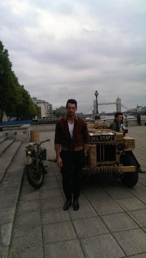 BELSTAFF, london fashion week