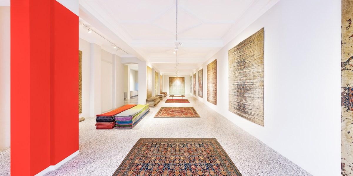 Rug Art, Contemporary Art, Jan Kath, Erased Heritage, minimalism, culture