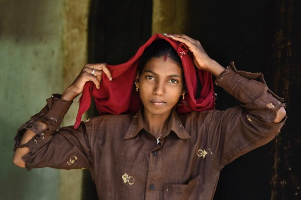 India. Photo Courtesy Steve McCurry / Lavazza
