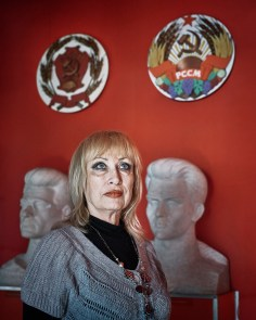 Irina Smirnova – Director of 'The Museum of the National Tragedy at Bendery'
