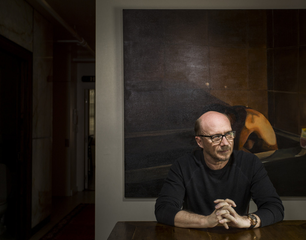 Paul Haggis. Photo: Sasha Maslov