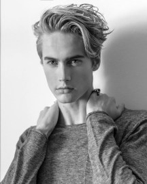 Neels wears COS sweater Lagos ring