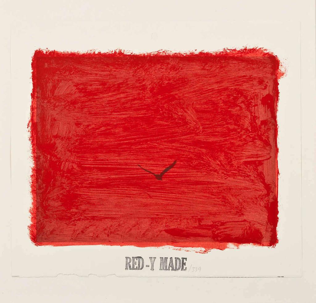Gabor Attalai, RED-Y MADE No339