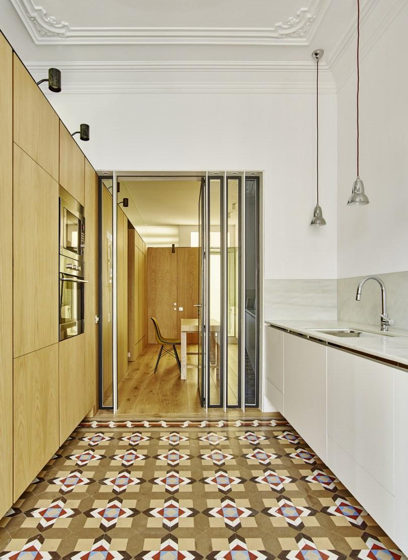 architecture, AB House, built architecture, Barcelona, Spain