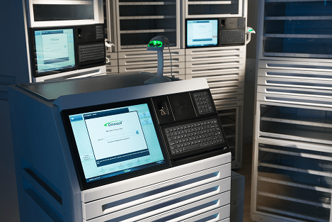 Omnicell automation and packaging