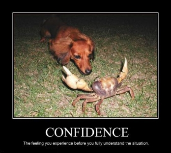 Think and Be Confident