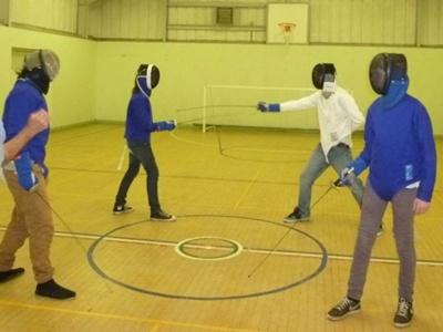 Fencing Pilot Activity