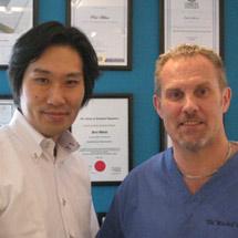 Japanese Acupuncturist Takao Ueda 上田 隆勇