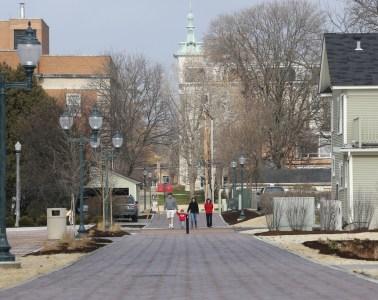 Sesquicentennial Walkway