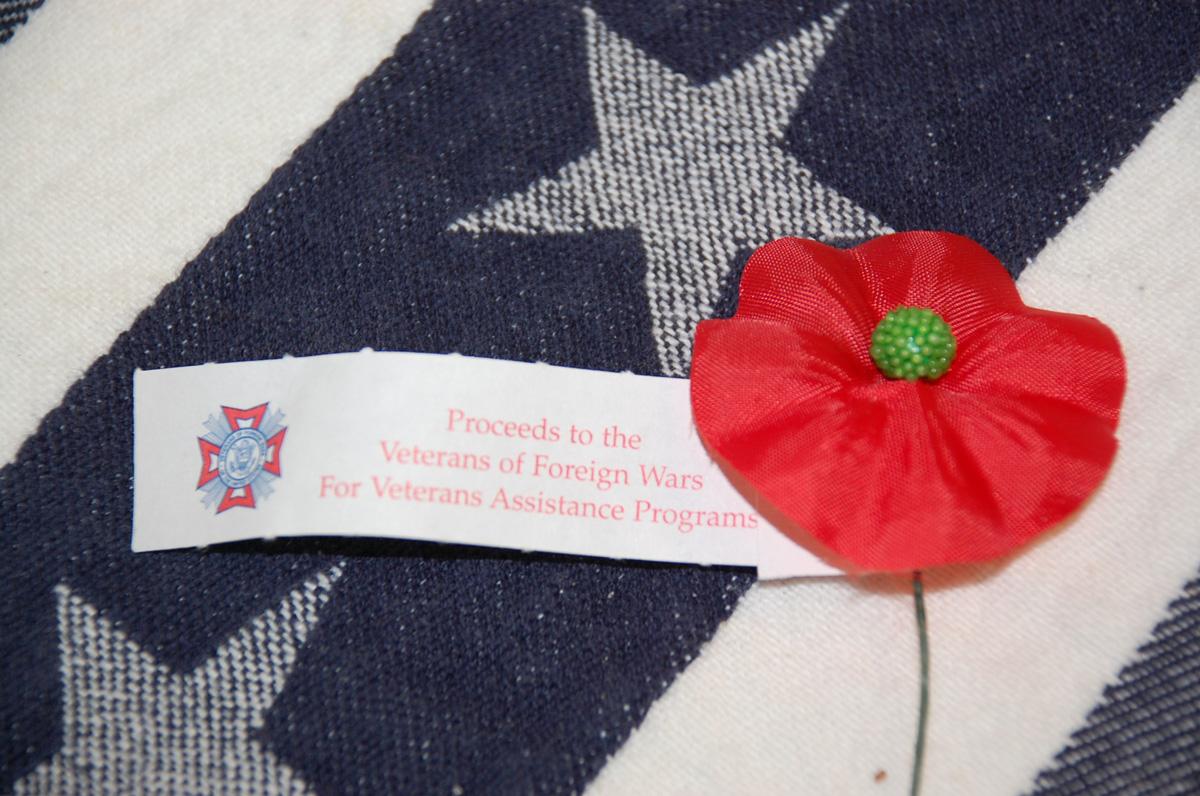veterans in touch u2013 poppy days positively naperville