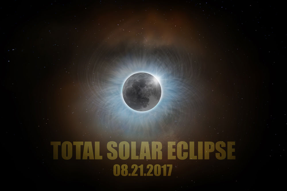 Be sure to protect your eyes during the solar eclipse