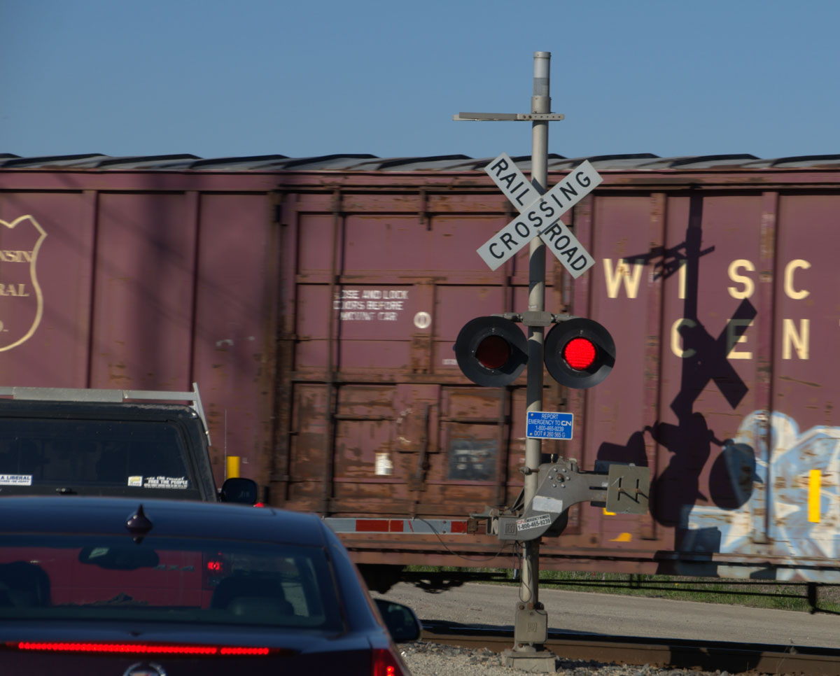 Wisconsin Rail Safety Week comes to Eau Claire