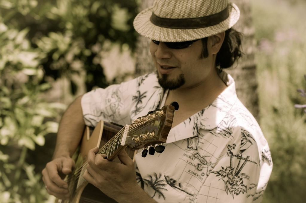 "The Talented Nate Lopez Plays Original Song ""Blackstro"" at #Petaluma's Farmers Market"