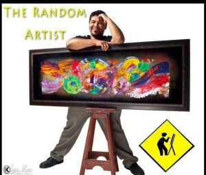 George Utrilla - The Random Artist